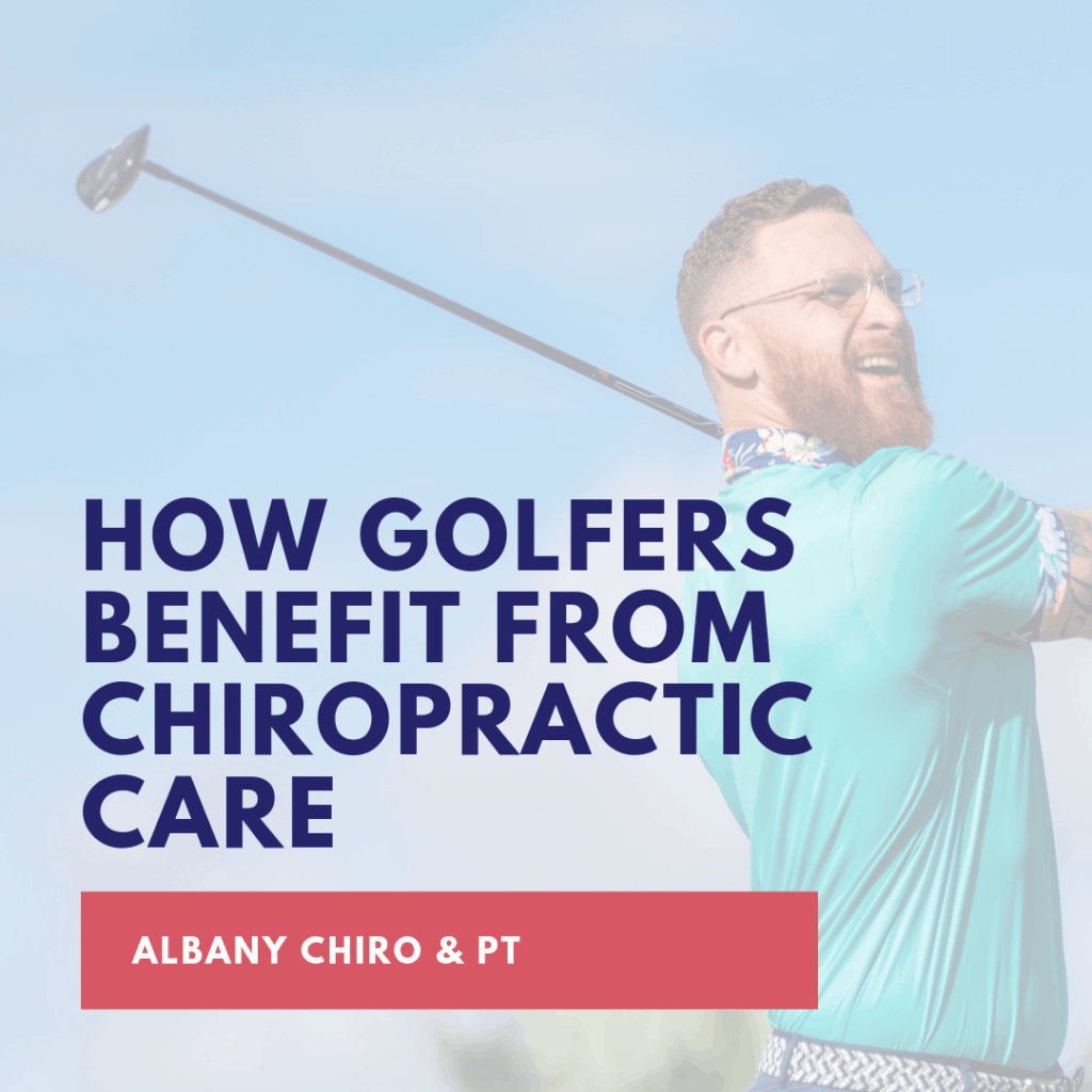 How Golfers Benefit from Chiropractic Care