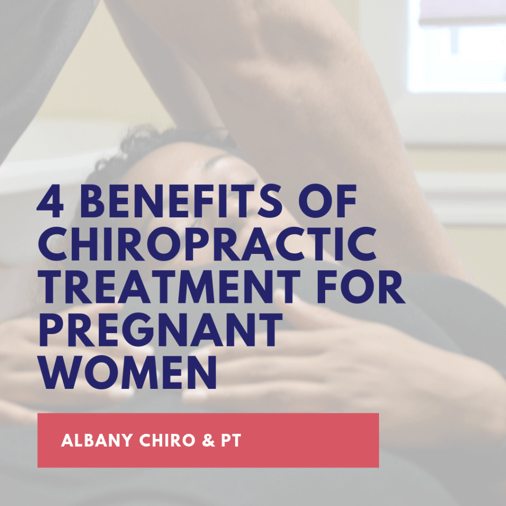 4 Benefits of Chiropractic Treatment for Pregnant Women
